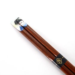 Pair of Japanese chopsticks, samurai - TANAKA HASHITEN