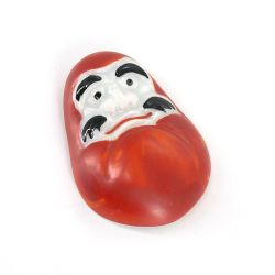 Japanese ceramic chopsticks rest - DARUMA