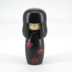 Japanese wooden Kokeshi doll - SHUNSAI