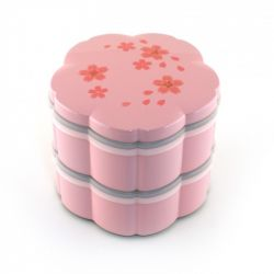 Japanese Pink Cherry Blossom Bento Lunch Box, MAISAKURA, Cherry Blossom