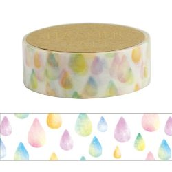 Masking Tape - DROP WASHI TAPE - Drops
