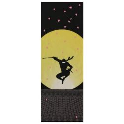 Japanese cotton towel - TENUGUI - NINJA