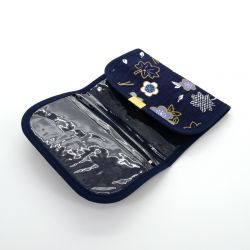 Japanese card holder 100% cotton, TU-55, random color