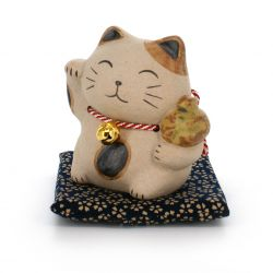 piggy bank with cushion, MANEKINEKO CHOKIN-BAKO, cat