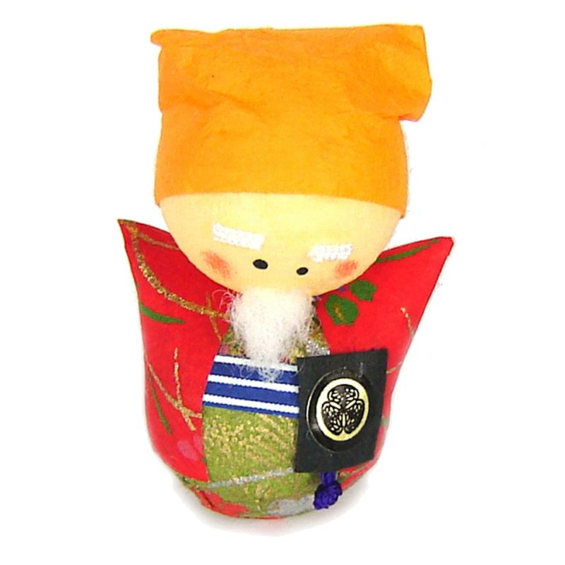 japanese okiagari doll, MITOKOMON, advisor