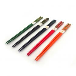 color choice japanese pair of chopsticks in wood plants TAKE